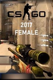 CSGO Female 2017