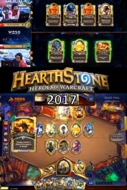 Hearthstone 2017